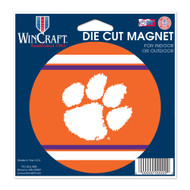 "Clemson University Die Cut Magnet 4.5"" x 6"""