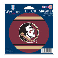 "Florida State University Die Cut Magnet 4.5"" x 6"""