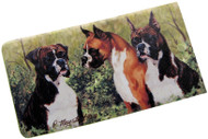 Boxer Luggage Bag Tag