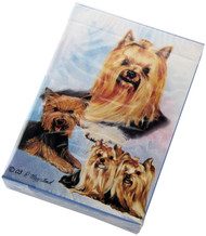 Yorkshire Terrier (Yorkie) Playing Cards