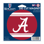 "University of Alabama Die Cut Magnet 4.5"" x 6"""