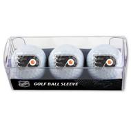 Philadelphia Flyers Golf Balls - 3 pc sleeve