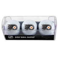 Philadelphia Flyers Golf Balls - 3 pc sleeve