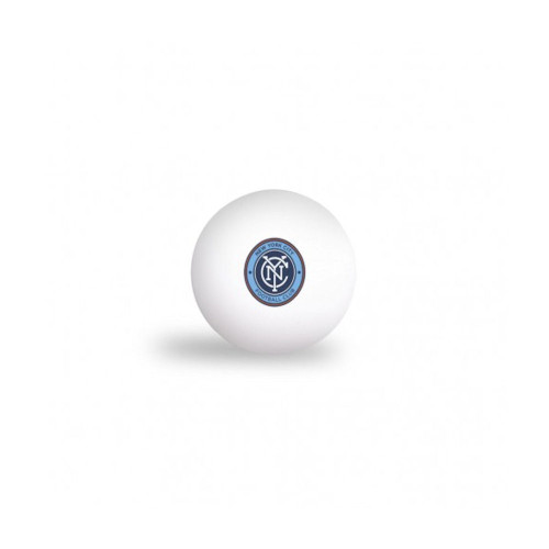 New York City FC Ping Pong 6-Pack