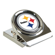 Pittsburgh Steelers Metal Magnet Clip