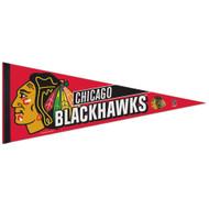 "Chicago Blackhawks 12""x30"" Premium Felt Pennant"