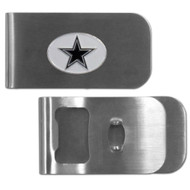 Dallas Cowboys Money Clip Bottle Opener