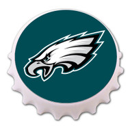 Philadelphia Eagles Bottle Cap Magnet Bottle Opener