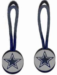 Dallas Cowboys Zipper Pull (2-Pack)