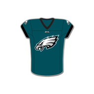 Philadelphia Eagles Team Jersey Cloisonne Pin