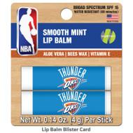 Oklahoma City Thunder Lip Balm 2pk
