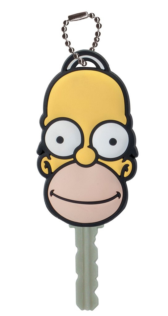 The Simpsons Homer Keychains Bundle 2 Two