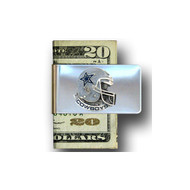 Dallas Cowboys Pewter Emblem Money Clip