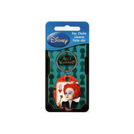 Alice in Wonderland Red Queen Keychain