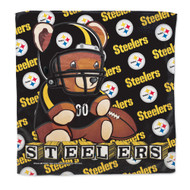 Pittsburgh Steelers Baby Burb Cloth