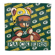 Green Bay Packers Baby Burb Cloth