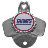 New York Giants Metal Wall Mounted Bottle Opener
