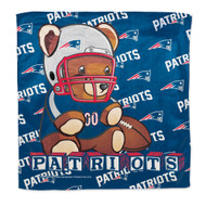 New England Patriots Baby Burb Cloth