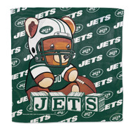 New York Jets Baby Burb Cloth