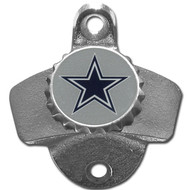 Dallas Cowboys Metal Wall Mounted Bottle Opener