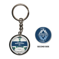 Vancouver Whitecaps FC Spinner Keychain (WC)