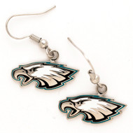 Philadelphia Eagles Dangle Earrings