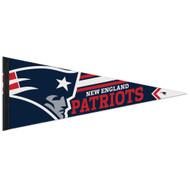 "New England Patriots 12""x30"" Premium Field Felt Pennant"