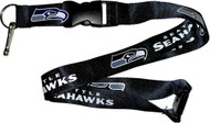 Seattle Seahawks Lanyard Keychain