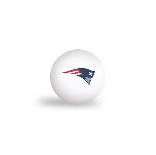 New England Patriots Ping Pong 6-Pack