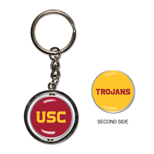 USC Spinner Keychain (WC)