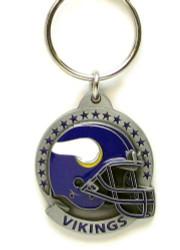 Minnesota Vikings Pewter Keychain
