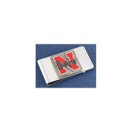 University of Nebraska Money Clip NCAA