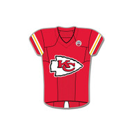 Kansas City Chiefs Team Jersey Cloisonne Pin