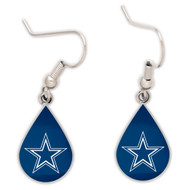 Dallas Cowboys Tear Drop Earrings