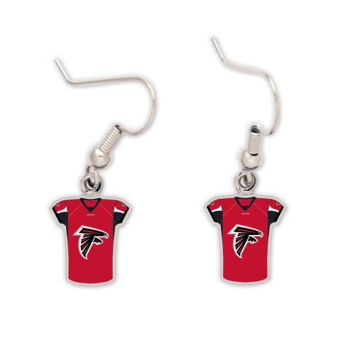 Atlanta Falcons Jersey Earrings