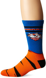 Kellogg's Frosted Flakes Tony the Tiger Blue One Size Fits Most Crew Socks