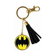 Batman Tassle Keychain