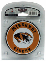 University of Missouri Coaster Set with Team Logo (Set of 4)