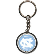 North Carolina Spinner Keychain (WC)