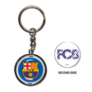 FC Barcelona Spinner Keychain (WC)