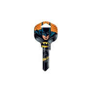 Batman Orange SC1 House Key