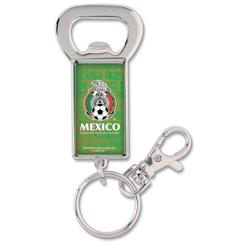 Mexican National Soccer Team Bottle Opener Keychain (WC)