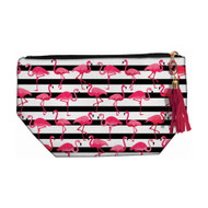 Flamingos Accessory Makeup Bag