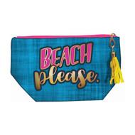 Beach Please Accessory Makeup Bag