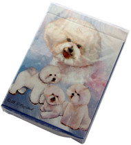 Bichon Frise Playing Cards