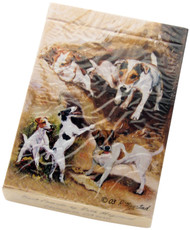Jack Russell Terrier Playing Cards