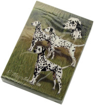 Dalmation Playing Cards
