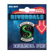 Riverdale South Side Serpents Enamel Lapel Pin