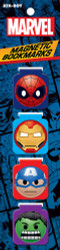 Marvel Comics Emoji Magnetic Bookmark Set
