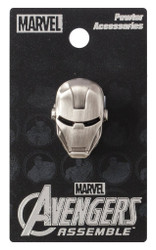 Iron Man Pewter Lapel Pin